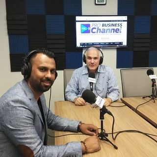 Andy Patel Talks Google Ads and Internet Marketing on Georgia Podcast