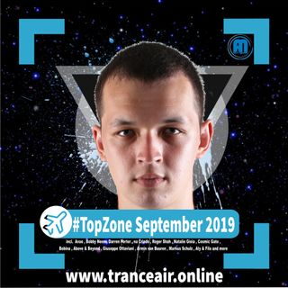 Alex NEGNIY - Trance Air - #TOPZone of SEPTEMBER 2019