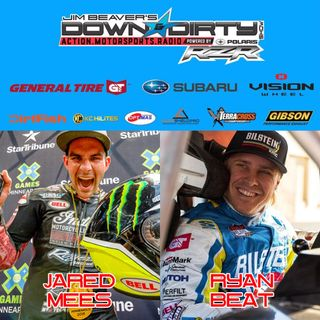 #346 – X Games Champ Jared Mees & Lucas Winner Ryan Beat On Air!