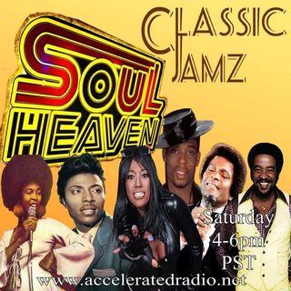 Classic Jamz *Soul Heaven* 12/26/2020