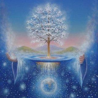 Questa sera connessione alla Fonte e agli Esseri di Luce