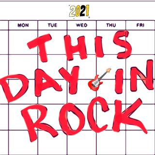 This Day in Rock History March 25th