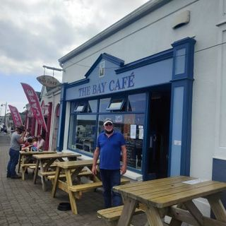 David Harris of The Bay Cafe in Dunmore East discusses hospitality as it stands