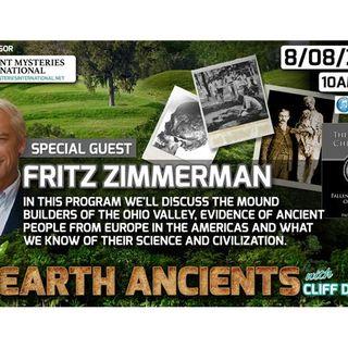 Fritz Zimmerman: The Nephilim Chronicles, & Janet Sitchin & Anunnaki Chronicles