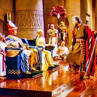Mosè ed il Faraone