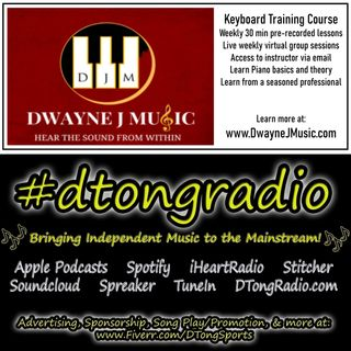 #NewMusicFriday on #dtongradio - Powered by DwayneJMusic.com