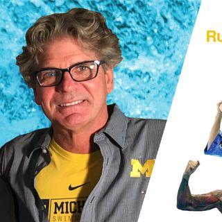 Jak dobrze żyć i pływać szybko. Mike Bottom i Bartosz Kizierowski w RunForest Podcast