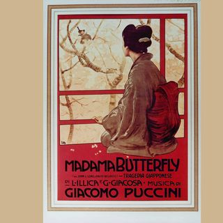 "Uraufführung der Oper ""Madame Butterfly"" (am 17.02.1904)"