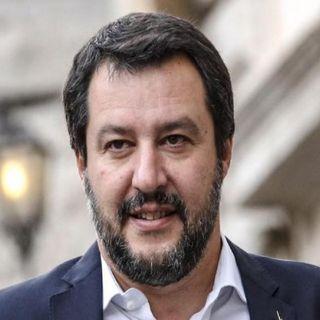 """Riforma fiscale, Salvini torna all'attacco: """"No alla riforma del catasto"""""""