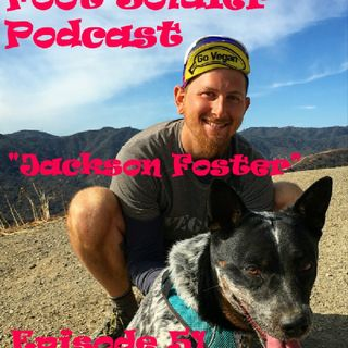 "Episode 51 ""Jackson Foster"" Biking From Alaska To South America While Promoting Veganism!"