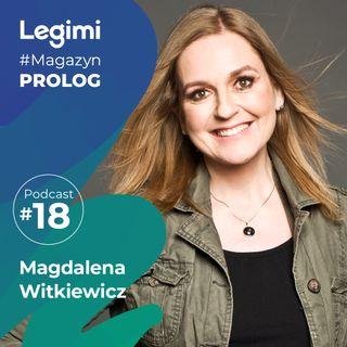 Rozmowa z Magdaleną Witkiewicz