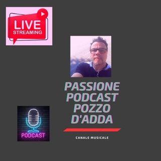 Live intervista Marco Maiello  Cesare Podcast Radio Pozzo D0'Adda