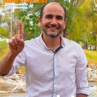 El candidato: Juan Cristóbal LLoret, UNES