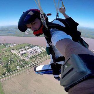 Morte del paracadutista: in mano agli inquirenti la go-pro montata sul casco