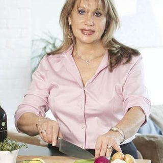 Penne Pasta, Fresh Herbs & Parmesan Cheese - Ruth Milstein on Big Blend Radio