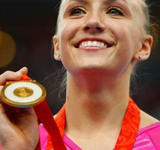 Olympic Gymnast Nastia Liukin