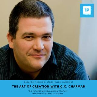 The Art of Creation with C.C. Chapman #31