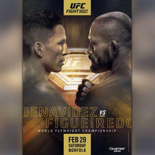 Roundtable: UFC on ESPN+ 27 'Benavidez v. Figuiredo (Main Card)