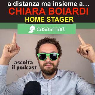A distanza ma insieme a... CHIARA BOIARDI - Home Stager