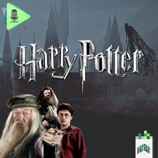 Episodio 013 - Harry Potter - Parte 2 - Invitado: Varo Claw