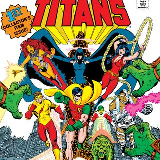 Source Material #204 - The New Teen Titans 1-8 (DC, 1980)