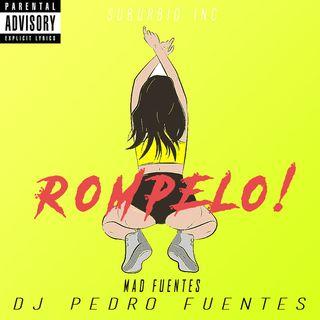 01 - DJ Pedro Fuentes - Rompelo