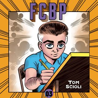 FCBP - Ep 03 Jack Kirby The Epic Life of the King of Comics