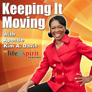 Apostle Kim A Davis - Do They Make Your Baby Jump