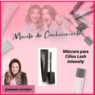Máscara para Cílios Lash Intensity