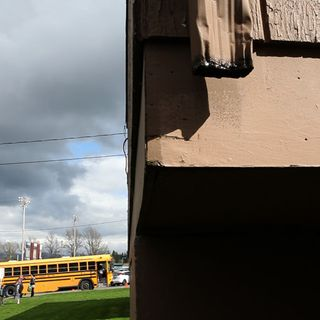 Inside The Box: Overcrowded, Underfunded Schools Turn To Environmentally Costly Portable Classrooms