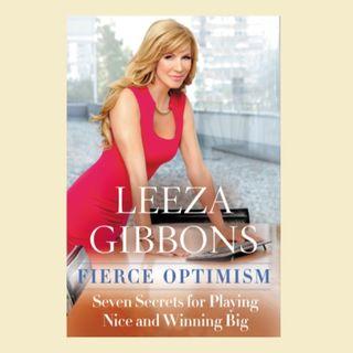 Pop-Culture Icon Leeza Gibbons discusses #FierceOptimism on #ConversationsLIVE