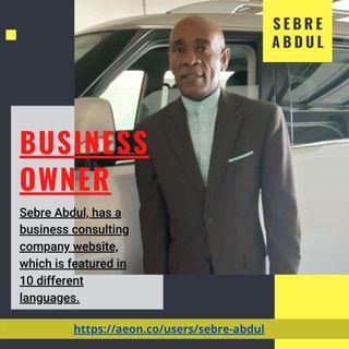 Sebre Abdul - Likes Football and track