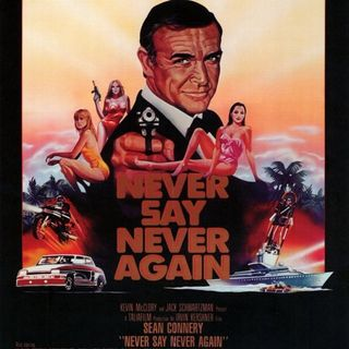 James Bond: Licence to Podcast - Never Say Never Again