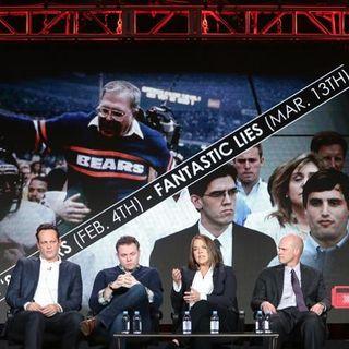 Marina Zenovich Director of Fantastic Lies On ESPN