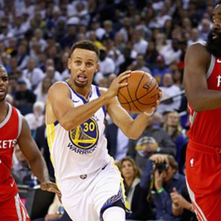 Do the Houston Rockets have a chance at slaying the Golden State Warriors