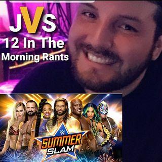 Episode 123 - WWE Summerslam 2021 Recap