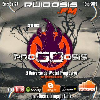 proGDosis 129 - 13abr2019 - Cast