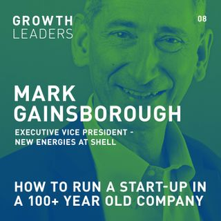 How to run a start-up in a 100+ year old company [Episode 8]