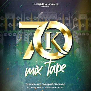 Dj Dr Rey - Sandungueo 507 - 70k Mixtape By La Tanqueta Movil