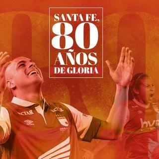 Santa Fe, 80 años de gloria