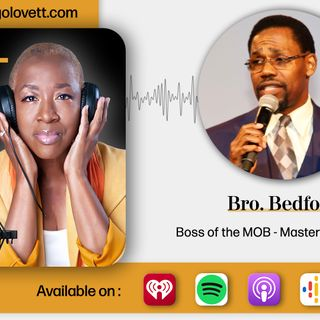 Bro. Bedford -Shift your mind- create your business