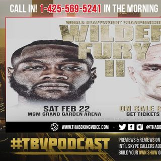 ☎️Deontay Wilder vs Tyson Fury II🔥 OFFICIAL: Who Has The Upper Hand🤔❓