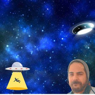 State Of The Union - UFO Style With Special Guest @HunterRedX Of The Übermensch Show!