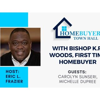 Homebuyers Town Hall with Bishop Kelly Woods, of Covenant Church in Berkeley, CA