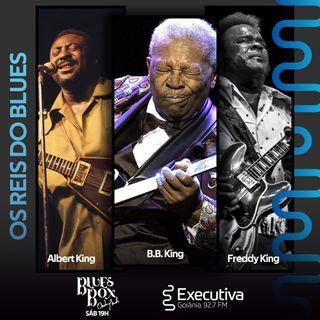 Blues Box - Rádio Executiva - 20 de Junho de 2020