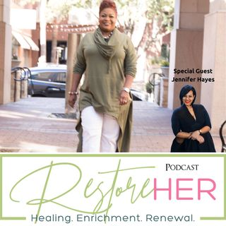 Meet Jennifer Hayes Relationship Presenter for the RestoreHER Virtual Summit