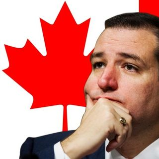 Should Canadian-Born Ted Cruz Be Allowed To Become President?
