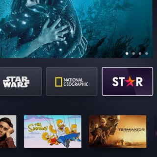 Disney's streaming Star aligns