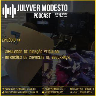 Episódio 14 - Trânsito, por Julyver Modesto