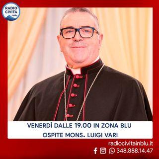 """""""Un Natale particolare"""" l'intervista al vescovo Luigi Vari"""
